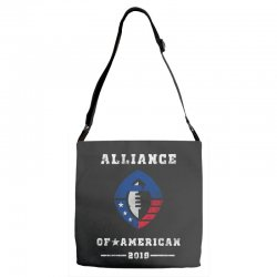 the alliance of american 2019 Adjustable Strap Totes | Artistshot