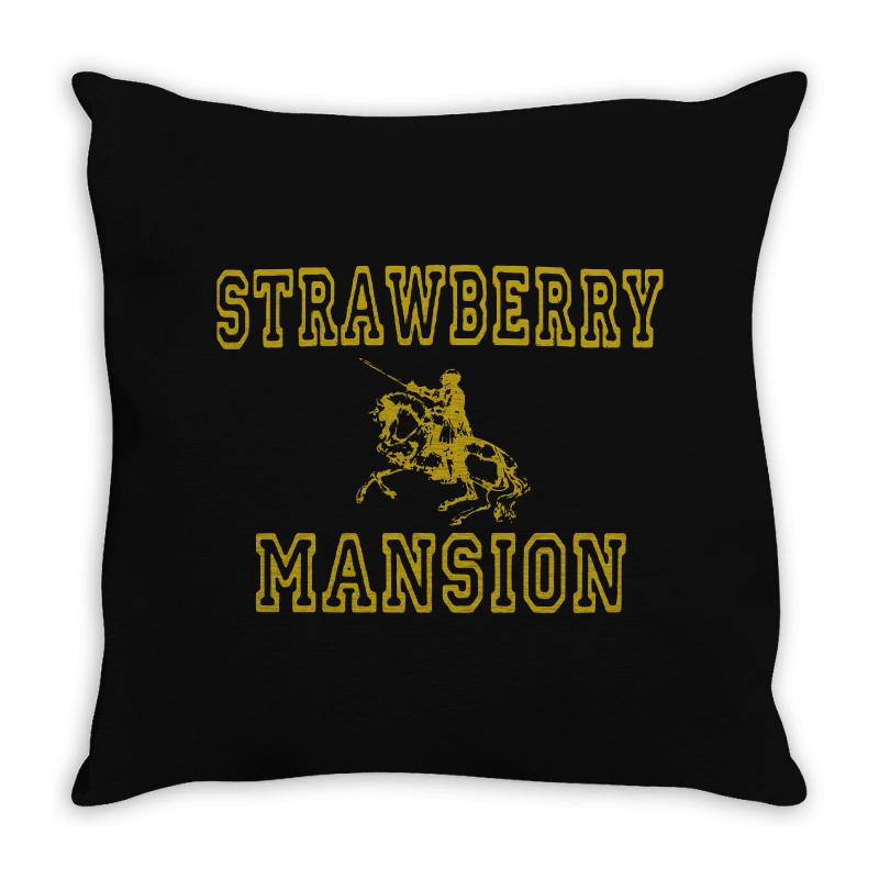 Berry Throw Pillow | Artistshot
