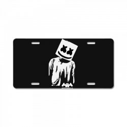 mello gang License Plate | Artistshot