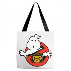 ghostbusters and bape Tote Bags   Artistshot