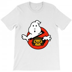 ghostbusters and bape T-Shirt   Artistshot