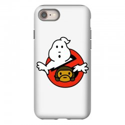 ghostbusters and bape iPhone 8 Case   Artistshot