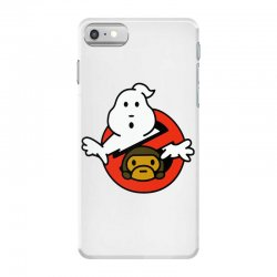 ghostbusters and bape iPhone 7 Case | Artistshot