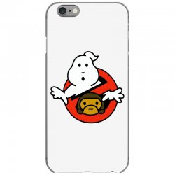 ghostbusters and bape iPhone 6/6s Case | Artistshot
