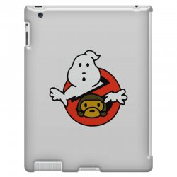 ghostbusters and bape iPad 3 and 4 Case   Artistshot