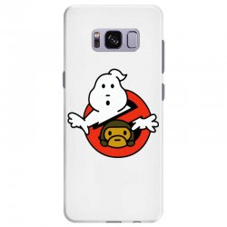 ghostbusters and bape Samsung Galaxy S8 Plus Case   Artistshot