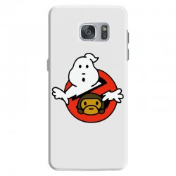 ghostbusters and bape Samsung Galaxy S7 Case   Artistshot