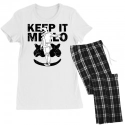 funny style keep it marshmello Women's Pajamas Set | Artistshot