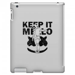 funny style keep it marshmello iPad 3 and 4 Case | Artistshot