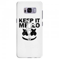 funny style keep it marshmello Samsung Galaxy S8 Plus Case | Artistshot