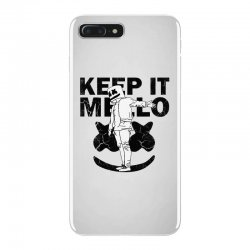 funny style keep it marshmello iPhone 7 Plus Case | Artistshot