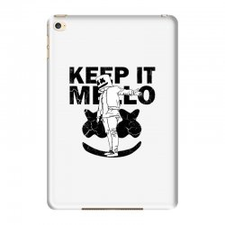 funny style keep it marshmello iPad Mini 4 Case | Artistshot