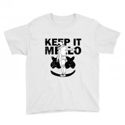 funny style keep it marshmello Youth Tee | Artistshot