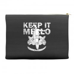 funny keep it marshmello Accessory Pouches   Artistshot