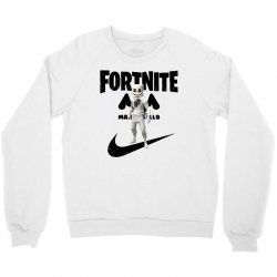 fortnite   marshmello  just play it Crewneck Sweatshirt | Artistshot