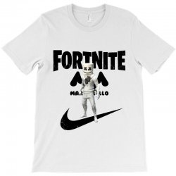 fortnite   marshmello  just play it T-Shirt | Artistshot