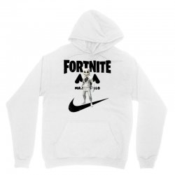 fortnite   marshmello  just play it Unisex Hoodie | Artistshot