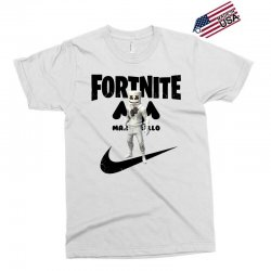 fortnite   marshmello  just play it Exclusive T-shirt | Artistshot