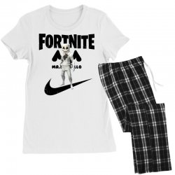 fortnite   marshmello  just play it Women's Pajamas Set | Artistshot