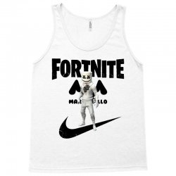 fortnite   marshmello  just play it Tank Top | Artistshot