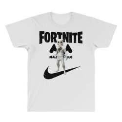 fortnite   marshmello  just play it All Over Men's T-shirt | Artistshot