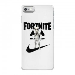 fortnite   marshmello  just play it iPhone 7 Case | Artistshot