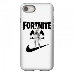 fortnite   marshmello  just play it iPhone 8 Case | Artistshot