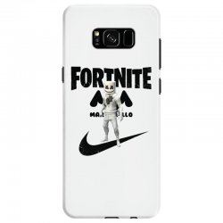 fortnite   marshmello  just play it Samsung Galaxy S8 Case | Artistshot