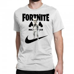 fortnite   marshmello  just play it Classic T-shirt | Artistshot