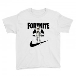 fortnite   marshmello  just play it Youth Tee | Artistshot