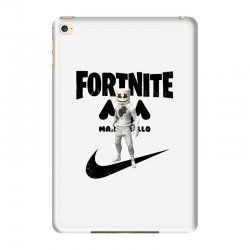 fortnite   marshmello  just play it iPad Mini 4 Case | Artistshot