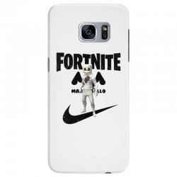 fortnite   marshmello  just play it Samsung Galaxy S7 Edge Case | Artistshot