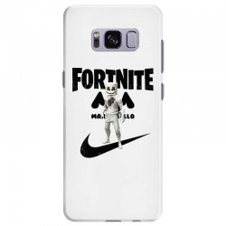fortnite   marshmello  just play it Samsung Galaxy S8 Plus Case | Artistshot