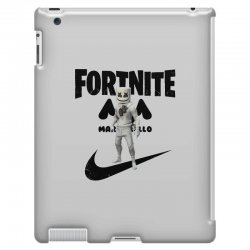 fortnite   marshmello  just play it iPad 3 and 4 Case | Artistshot