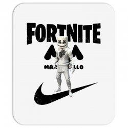 fortnite   marshmello  just play it Mousepad | Artistshot