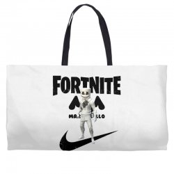 fortnite   marshmello  just play it Weekender Totes | Artistshot