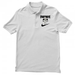 fortnite   marshmello  just play it Polo Shirt | Artistshot