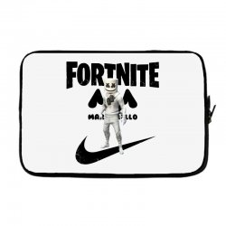 fortnite   marshmello  just play it Laptop sleeve | Artistshot