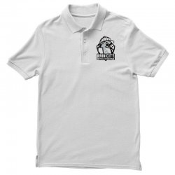 rain city bitch pigeons   black art Polo Shirt | Artistshot