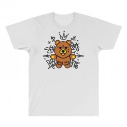 gangsta bear All Over Men's T-shirt | Artistshot