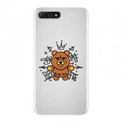 gangsta bear iPhone 7 Plus Case | Artistshot