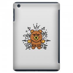 gangsta bear iPad Mini Case | Artistshot