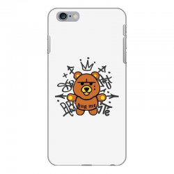 gangsta bear iPhone 6 Plus/6s Plus Case | Artistshot