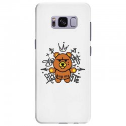 gangsta bear Samsung Galaxy S8 Plus Case | Artistshot