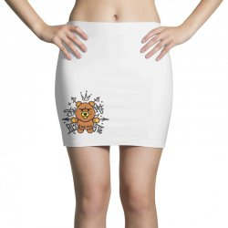 gangsta bear Mini Skirts | Artistshot