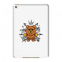 gangsta bear iPad Mini 4 Case | Artistshot