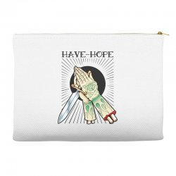 have hope Accessory Pouches | Artistshot