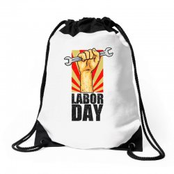 labor day Drawstring Bags | Artistshot
