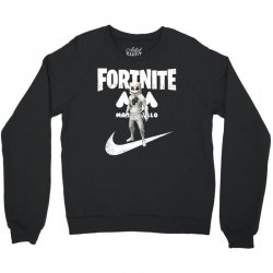 fortnite     just play it Crewneck Sweatshirt | Artistshot