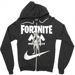 fortnite     just play it Zipper Hoodie | Artistshot
